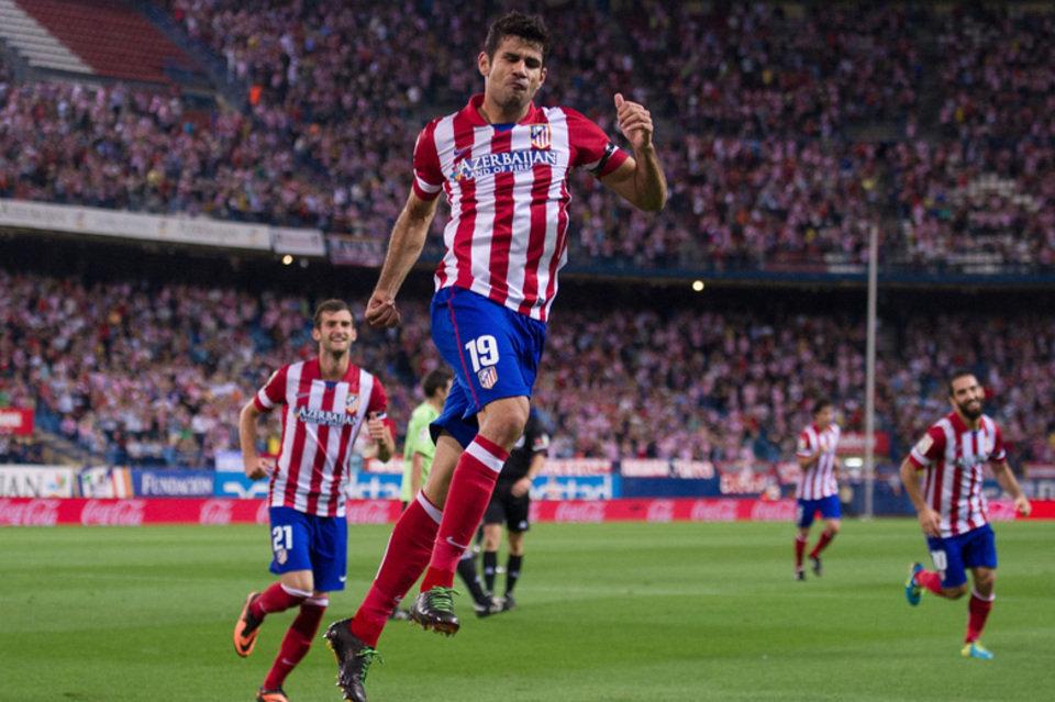 Champions League, Atletico: stop per Diego Costa