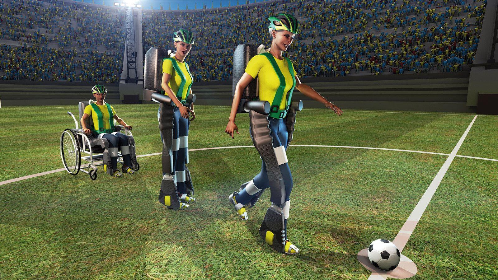Mondiali: Calcio d'inizio affidato ad un giovane disabile