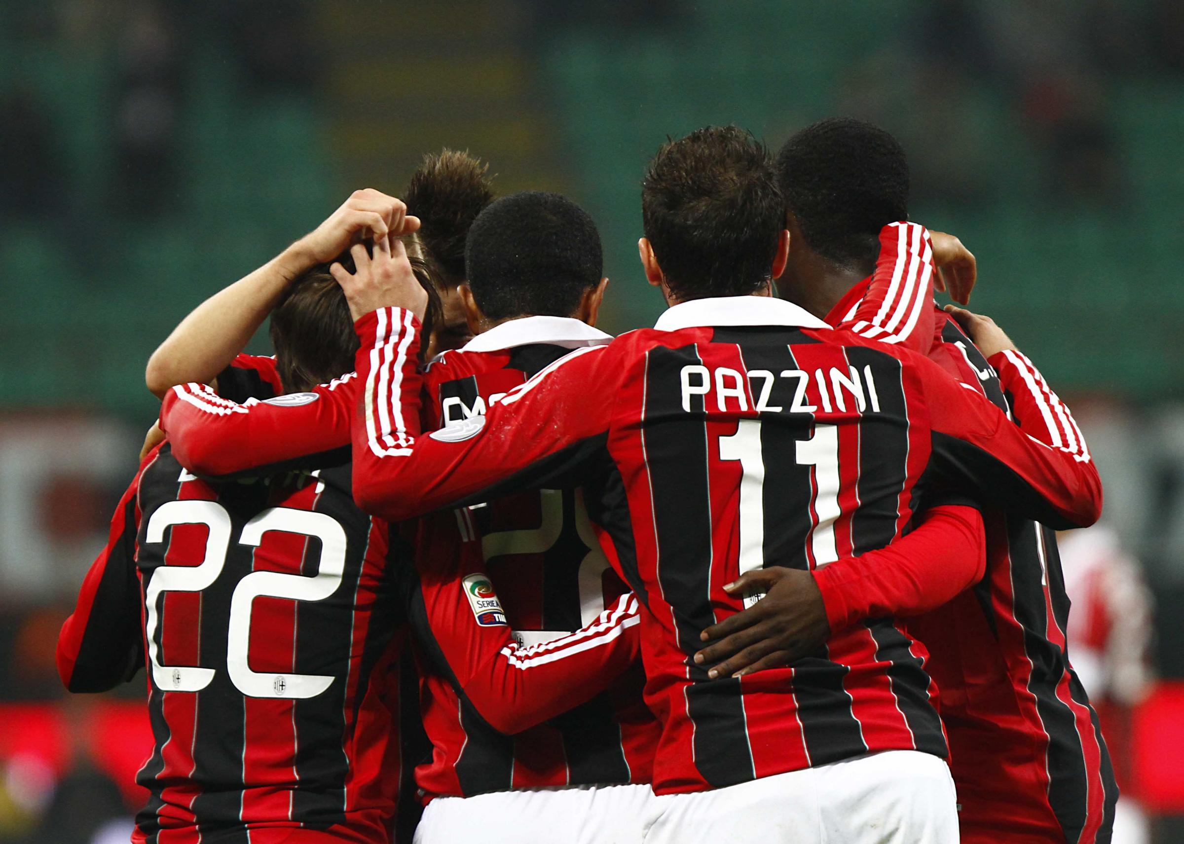 Europa League: Le squadre italiane che puntano alla coppa, Milan