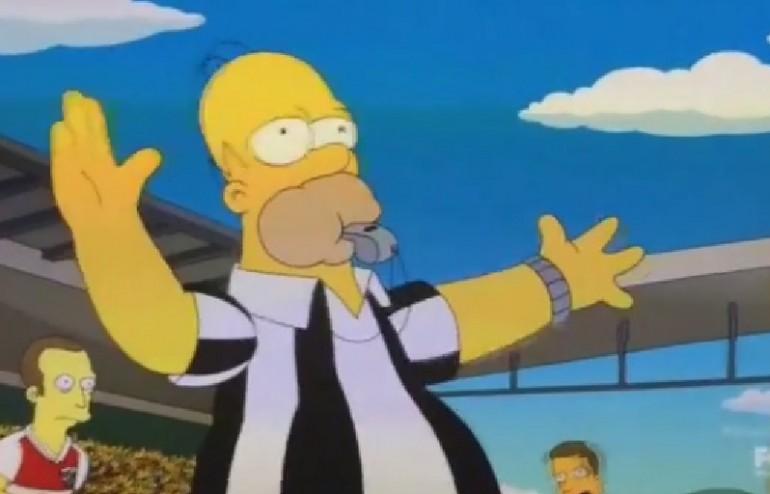 Mondiali 2014: I Simpson vogliono far vincere la Germania