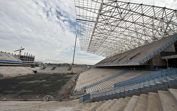 Mondiali 2014 Brasile: Morte di operaio blocca lavori allo stadio San Paolo