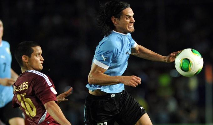 Uruguay rischia i Mondiali 2014