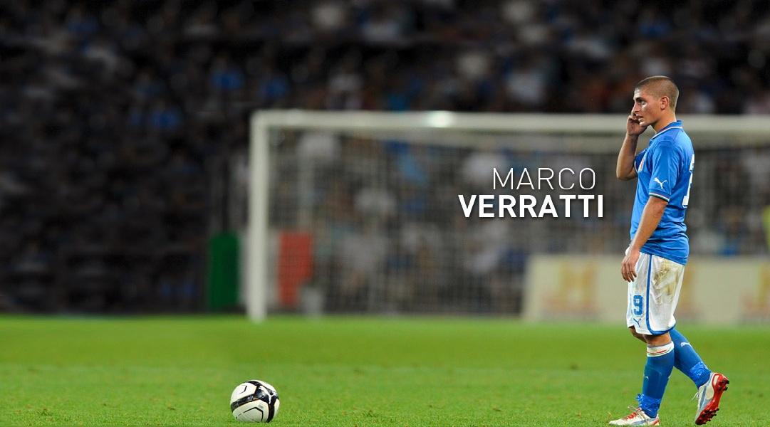 Mondiali 2014: Prandelli riflette su questo Verratti in Nazionale