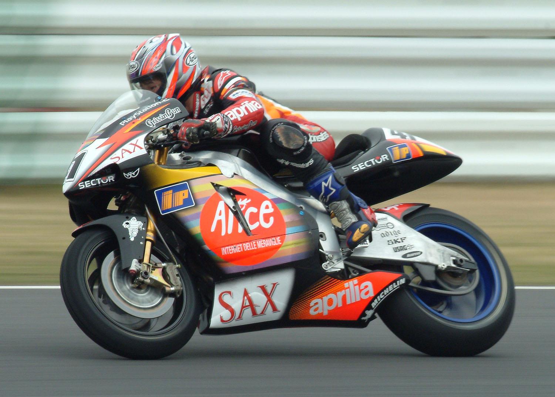 MotoGP: l'Aprila torna nel 2016