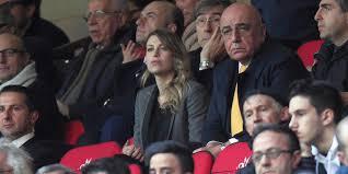 Milan, Galliani: sintonia con Barbara Berlusconi