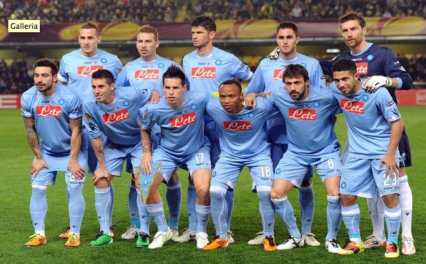 Napoli: con 2° posto 100mila euro di premio a giocatore