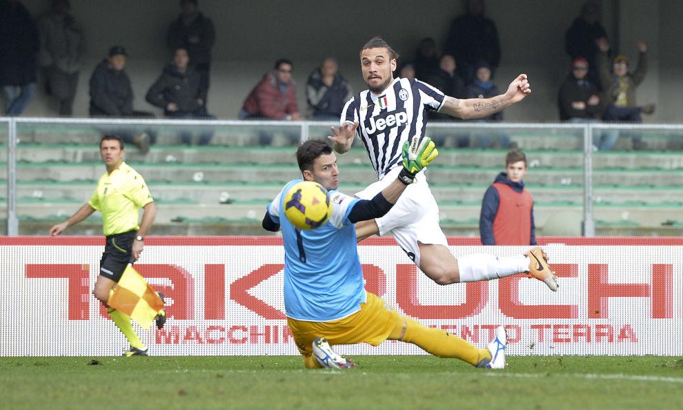 Juventus, Osvaldo: l'attaccante si sfoga su twitter