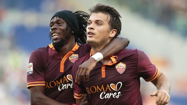 Roma batte Parma e continua a credere allo scudetto