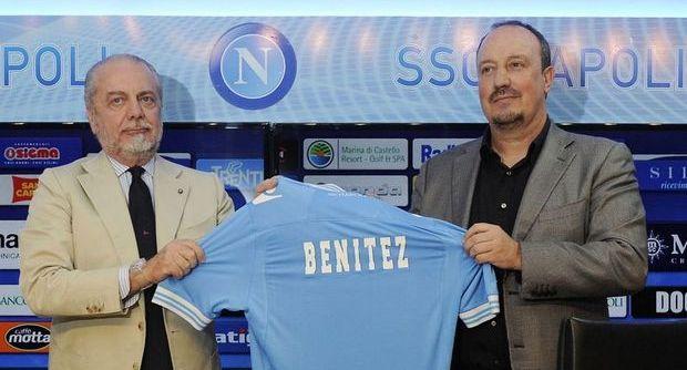 Napoli, agente di Insigne si scaglia contro Benitez