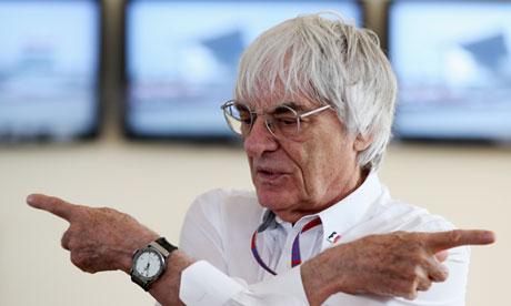 Formula 1: problemi per Ecclestone, una mail lo incastrerebbe