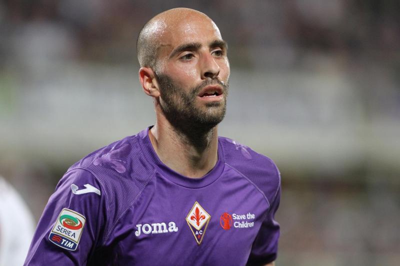 Roma vuole Borja Valero