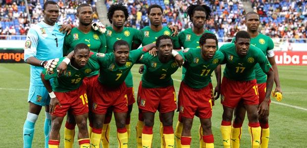 Mondiali 2014: La rosa del Camerun