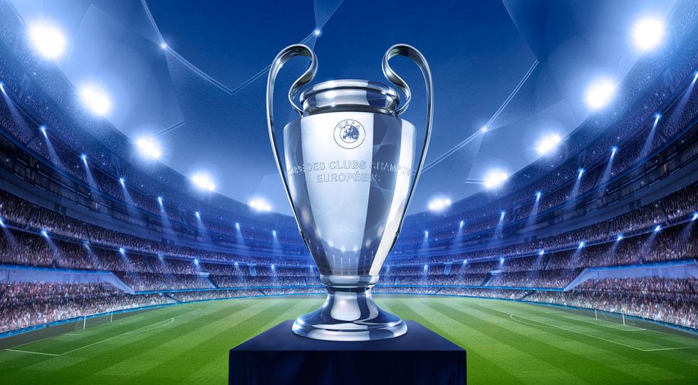 Squadre straniere che parteciperanno alla Champions League