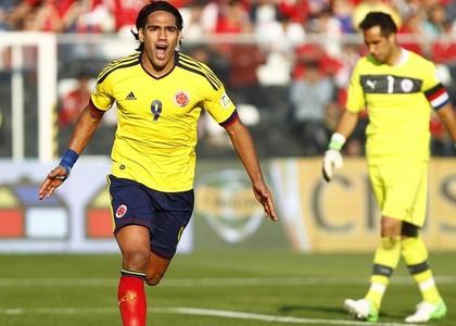 Mondiali 2014: La rosa della Colombia