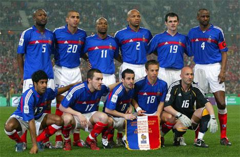 Mondiali 2014: La rosa della Francia