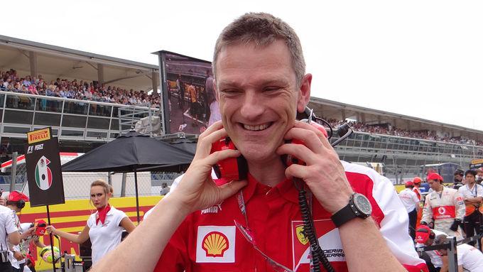 """Formula 1, Ferrari il d.t. Allison: """"Continuare a crescere"""""""