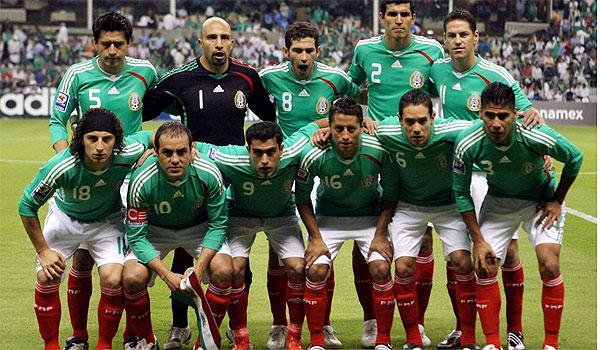 Mondiali 2014: La rosa del Messico