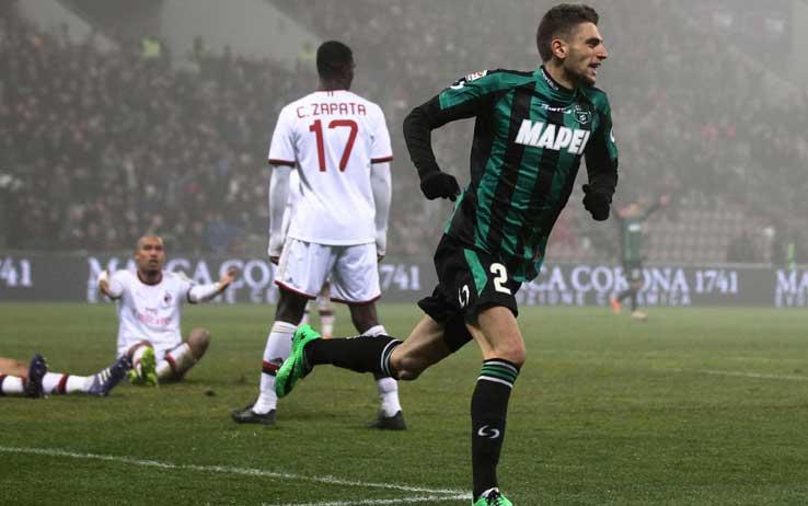Milan-Sassuolo 2-1: Niente Europa League per i rossoneri