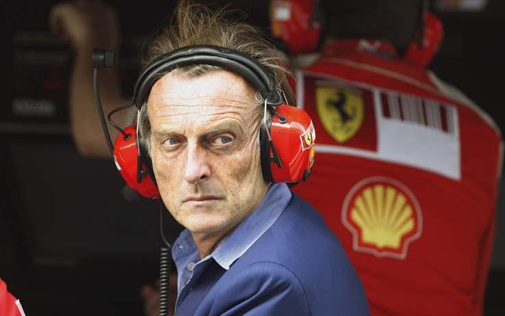 Formula 1, Montezemolo: Ferrari, novità dal Canada