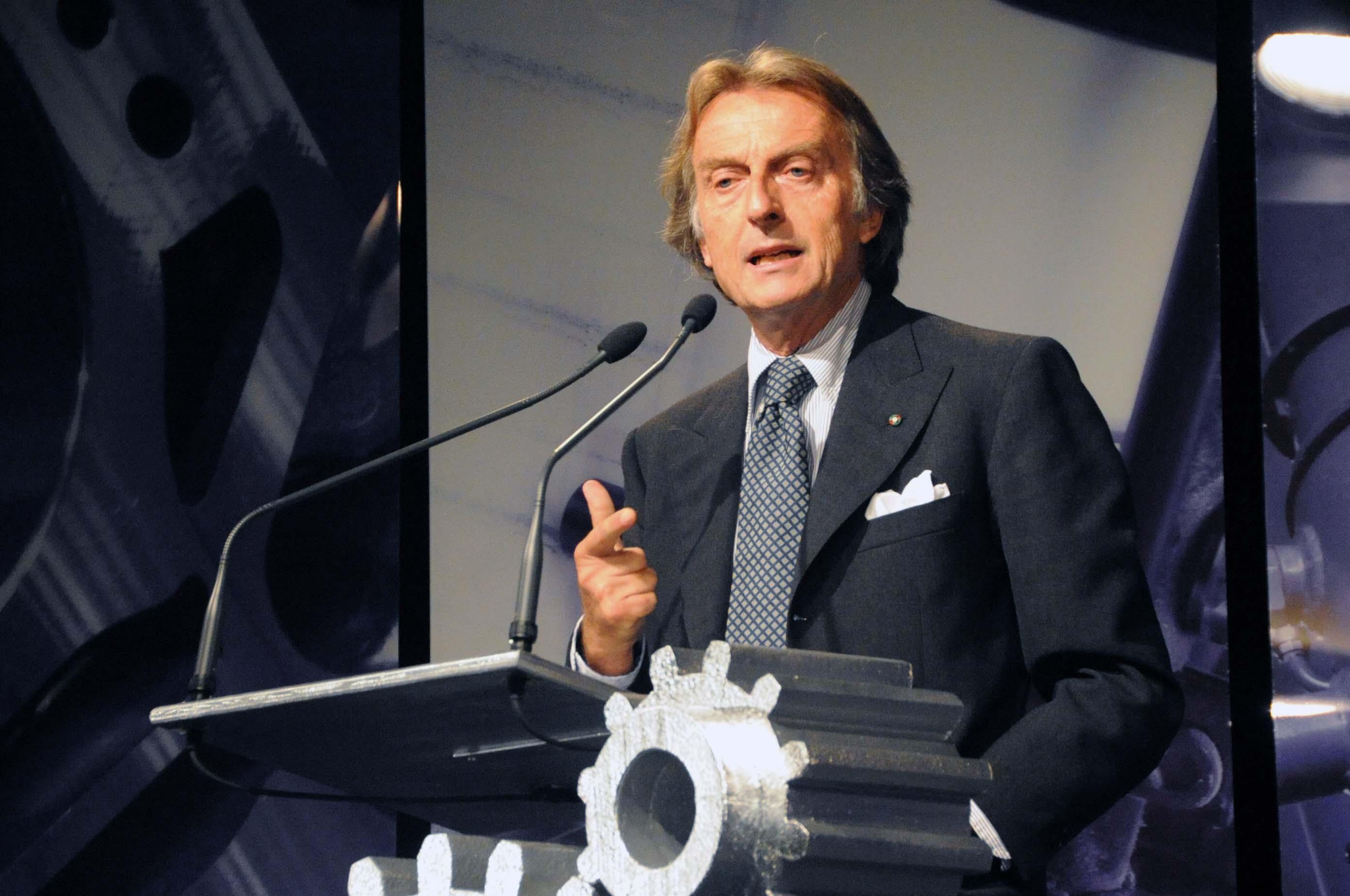 Formula 1, Ferrari: i conti sono ok, parola di Montezemolo