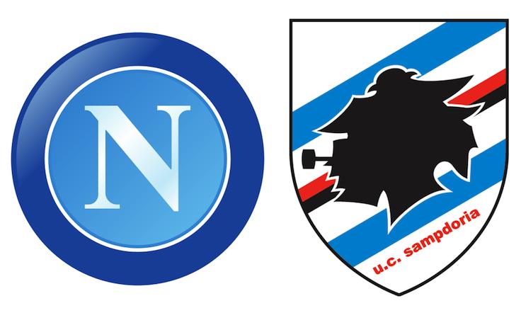 Serie A: Napoli-Sampdoria mette in palio l'Europa