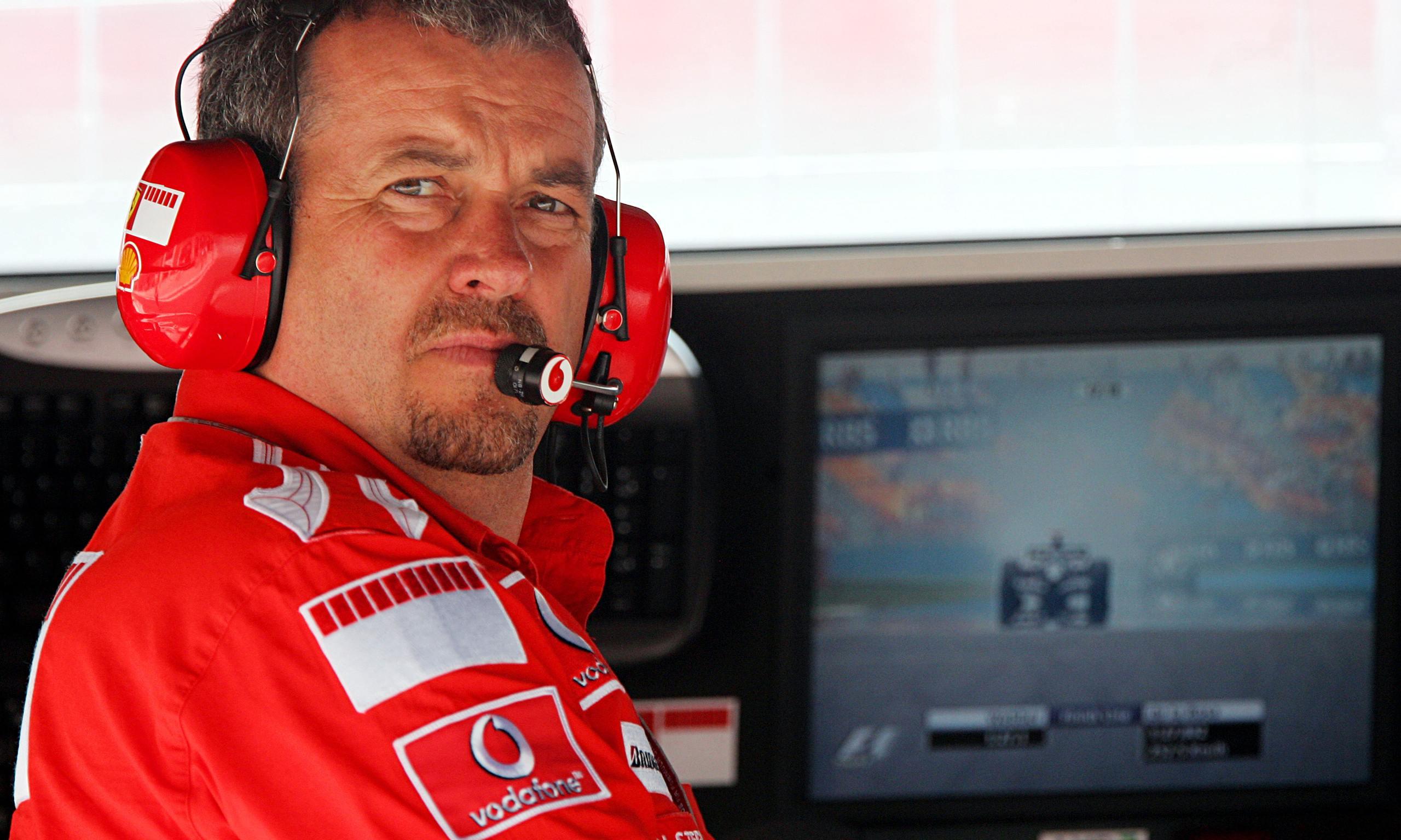Formula 1, Morto Nigel Stepney, ex Ferrari coinvolto nella spy story