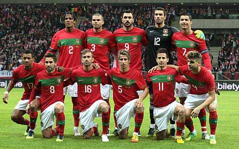 Mondiali 2014: La rosa del Portogallo