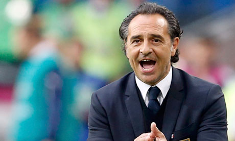 """Mondiali 2014, Prandelli: """"Criscito non è Cabrini o Maldini"""""""