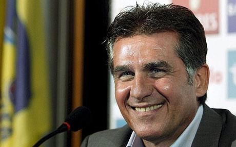 Mondiali 2014: Iran chiede a tecnico Queiroz il miracolo in Brasile