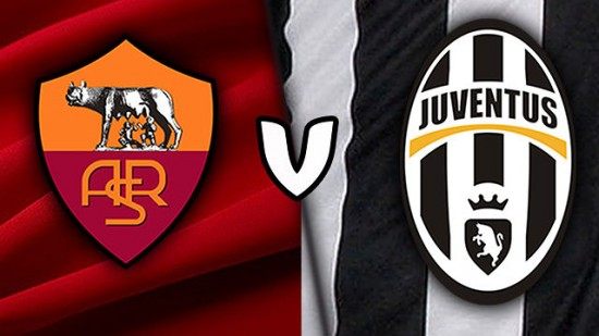 Serie A, Roma-Juventus anticipata: in campo alle 17:45