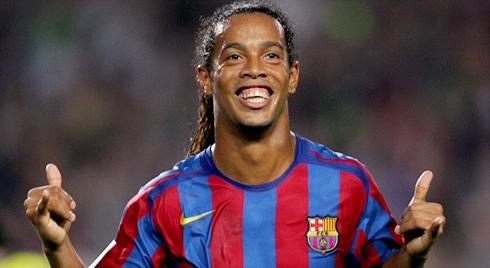 Mondiale 2014: Ronaldinho affitta villa di Rio de Janeiro