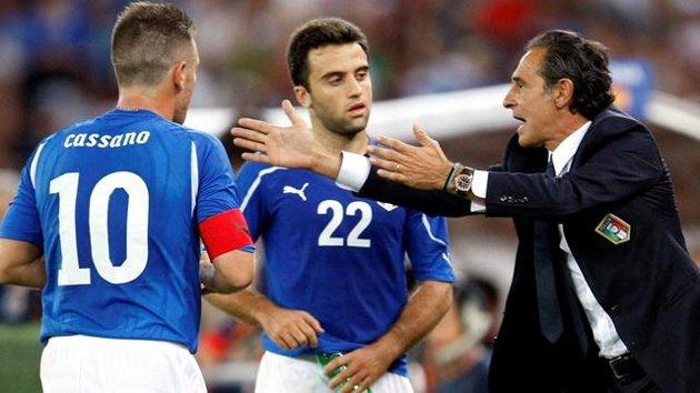 Mondiali 2014, Italia: ballottaggio Rossi-Cassano