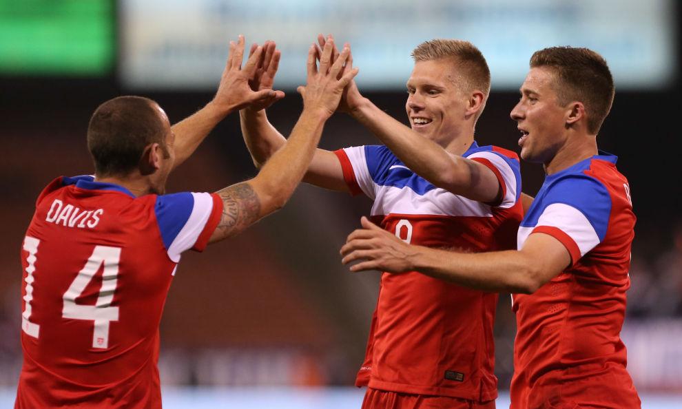 Mondiali 2014, amichevole: Stati Uniti batte Azerbaigian 2-0