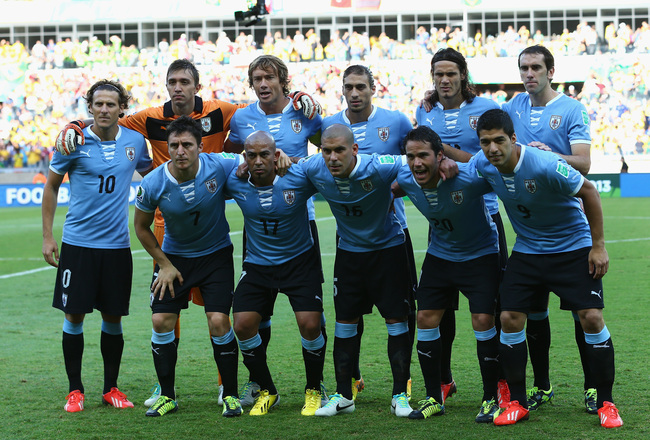 Mondiali 2014, Uruguay: ecco i 25 pre convocati