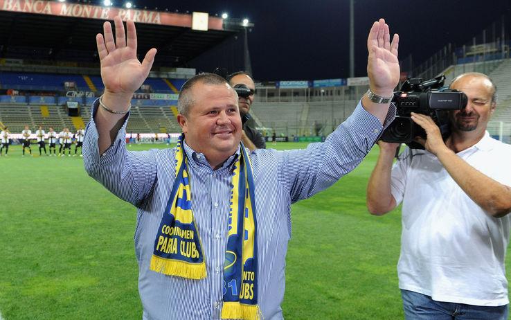 Parma: Ghirardi chiude con il calcio dopo esclusione dall'Europa Legaue