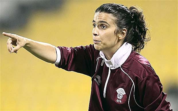 Helena Costa nuova allenatrice del Clermont