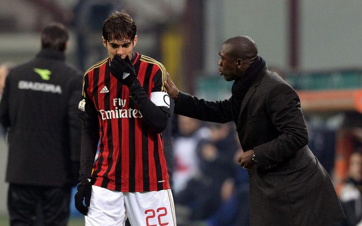 Kakà crede in Seedorf e nel Milan