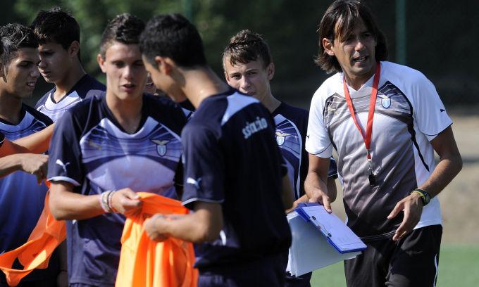 Lazio, Simone Inzaghi sulle orme del fratello Filippo