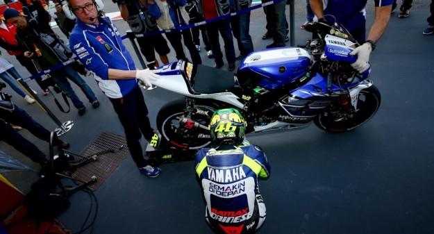 Rossi taglia il traguardo di 300 Grand Prix in carriera