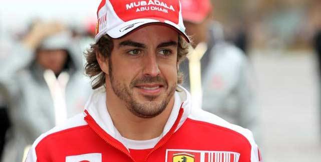 Alonso tifa Spagna a Mondiali 2014
