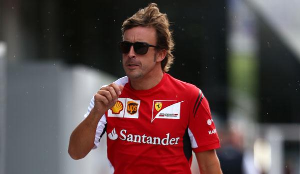 Formula 1: Alonso vuole più vittorie