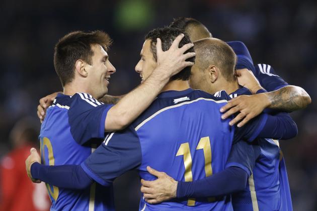 Amichevoli pre-Mondiali: Argentina-Trinidad e Tobago 3-0