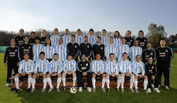 Mondiali Brasile 2014, Argentina: Lista 23 convocati
