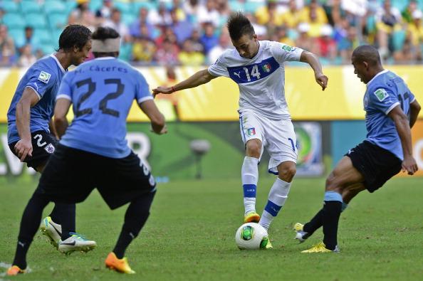 Mondiali, Italia-Uruguay 0-1: Azzurri a casa