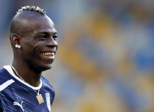 Italia, Balotelli vuole continuare a sorridere, forza Italia
