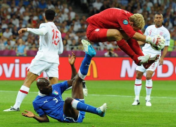 Italia, Balotelli ha segnato un gol per Fanny