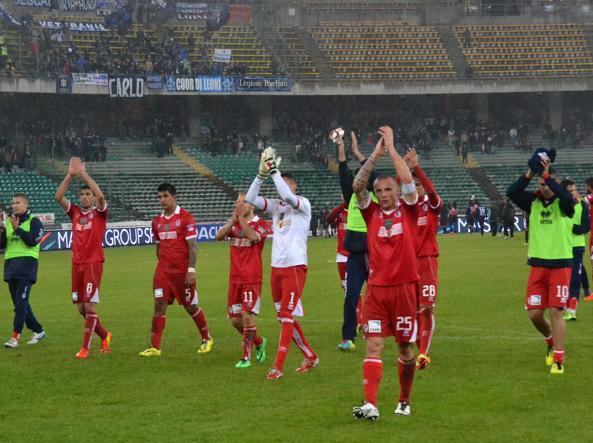 Bari-Latina finisce 2-2, Playoff per la Serie A