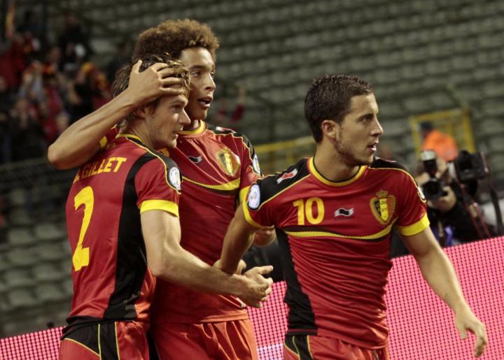 Mondiali 2014: Belgio-Tunisia 1-0, amichevole 7 giugno 2014
