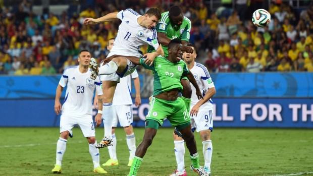Mondiali, Bosnia: Rabbia per gol Dzeko annullato