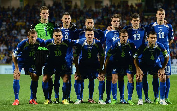 Mondiali Brasile 2014, Bosnia: Lista 23 convocati